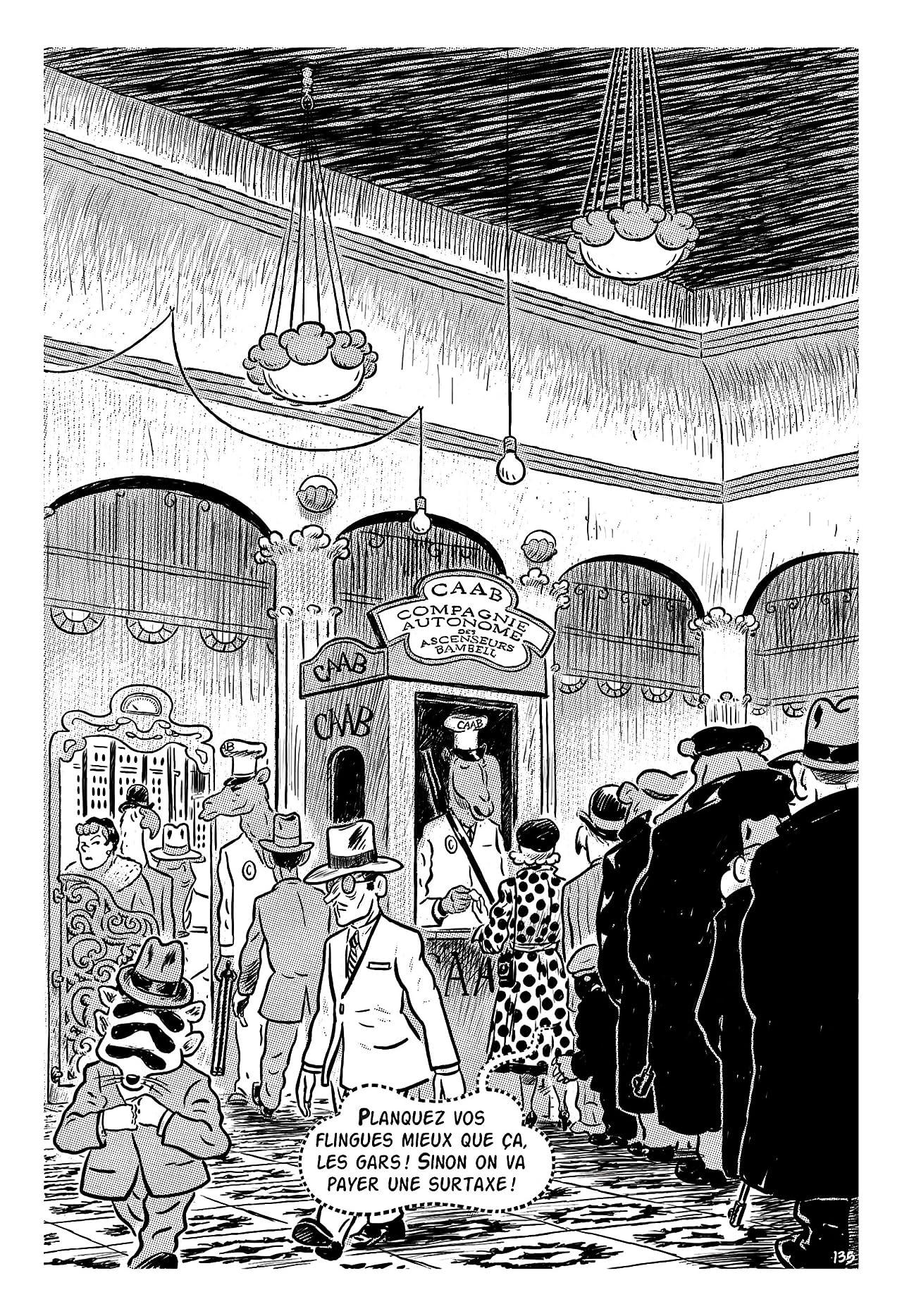 Cité 14 Saison 1 Vol. 3: L'Etrange Passe-temps du commandant Bigoodee