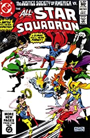 All-Star Squadron (1981-1987) #4