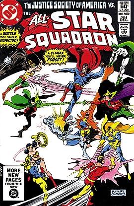 All-Star Squadron (1981-1987) #4