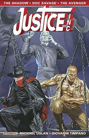 Justice, Inc. Tome 1