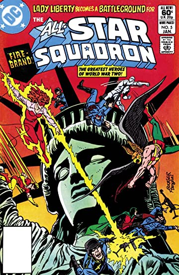 All-Star Squadron (1981-1987) #5