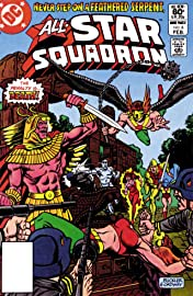 All-Star Squadron (1981-1987) #6