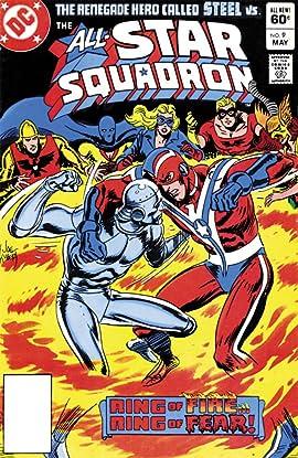 All-Star Squadron (1981-1987) #9