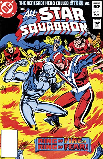 All-Star Squadron (1981-1987) #9