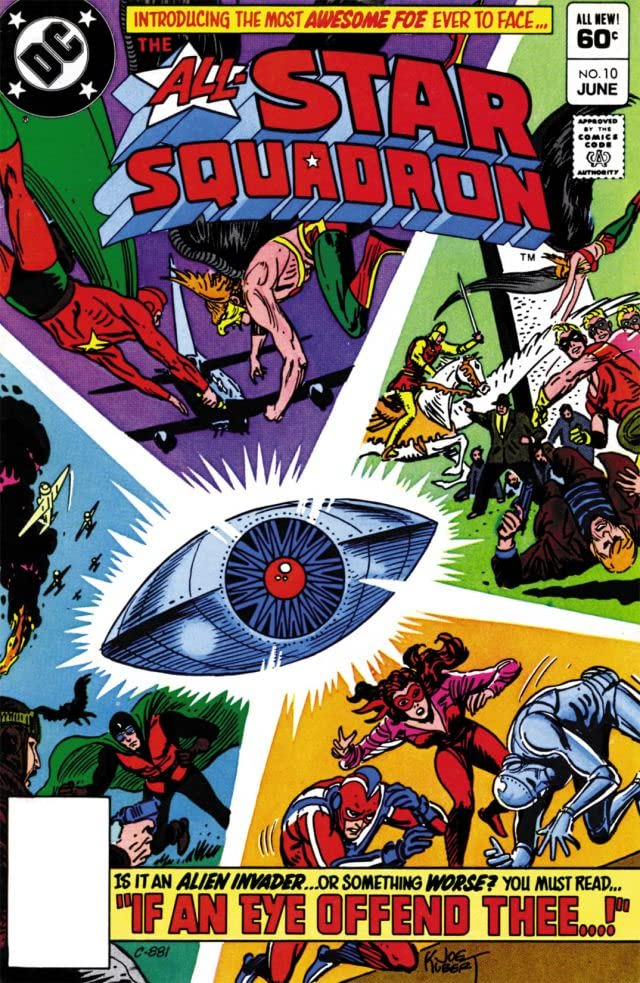 All-Star Squadron (1981-1987) #10