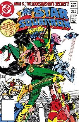All-Star Squadron (1981-1987) #11