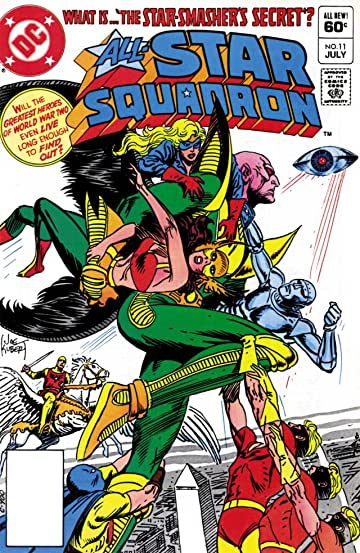 All-Star Squadron (1981-1987) #11