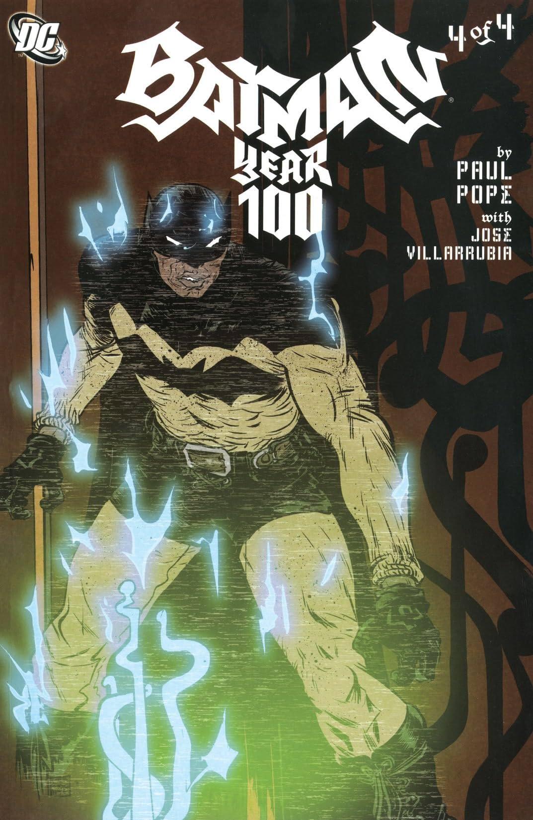 Batman: Year 100 (2006) #4