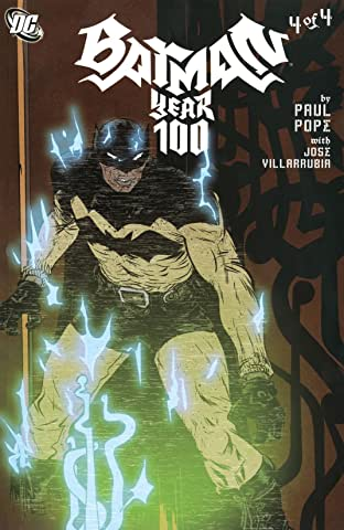 Batman: Year 100 (2006) #4