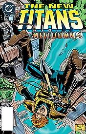 The New Titans (1984-1996) #126