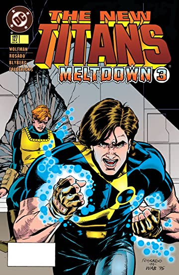 The New Titans (1984-1996) #127