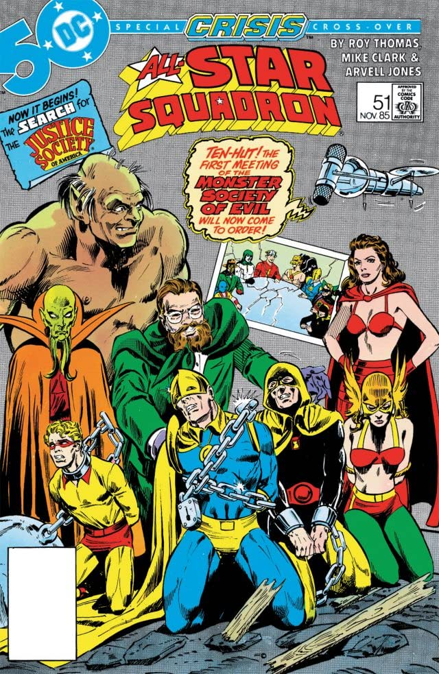 All-Star Squadron (1981-1987) #51