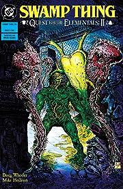 Swamp Thing (1982-1996) #105