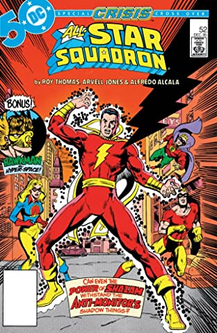 All-Star Squadron (1981-1987) No.52