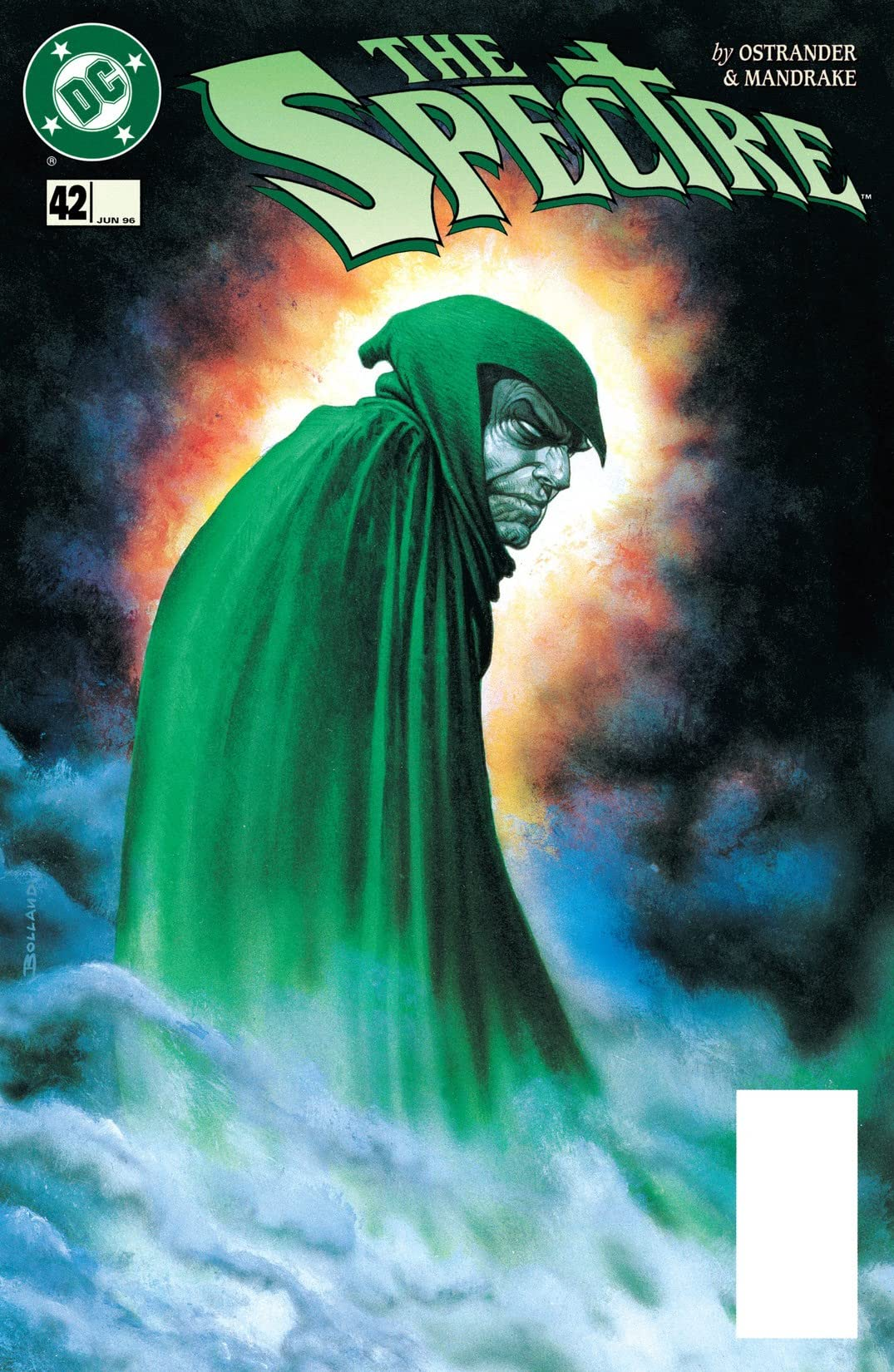 The Spectre (1992-1998) #42