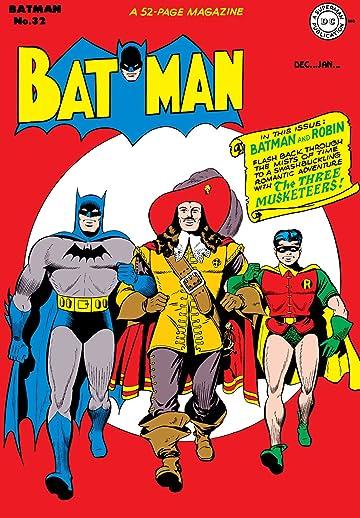 Batman (1940-2011) #32