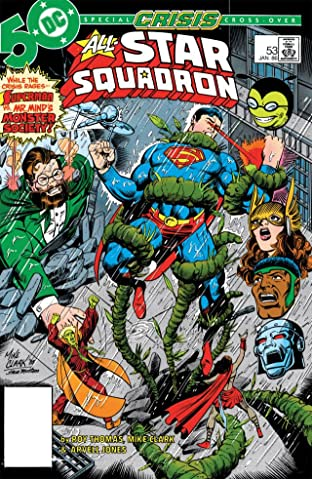All-Star Squadron (1981-1987) No.53