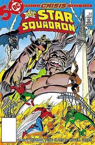All-Star Squadron (1981-1987) #54
