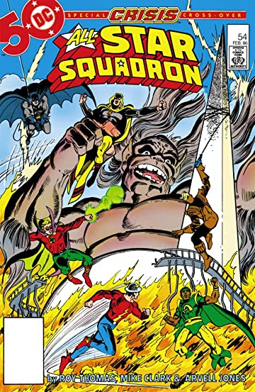 All-Star Squadron (1981-1987) #54