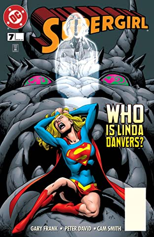 Supergirl (1996-2003) No.7