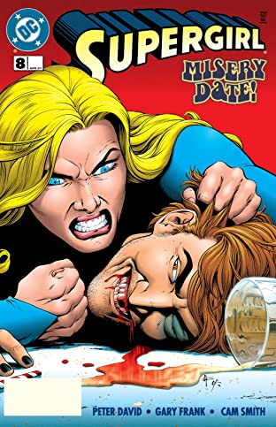 Supergirl (1996-2003) No.8