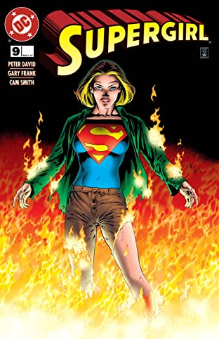 Supergirl (1996-2003) No.9