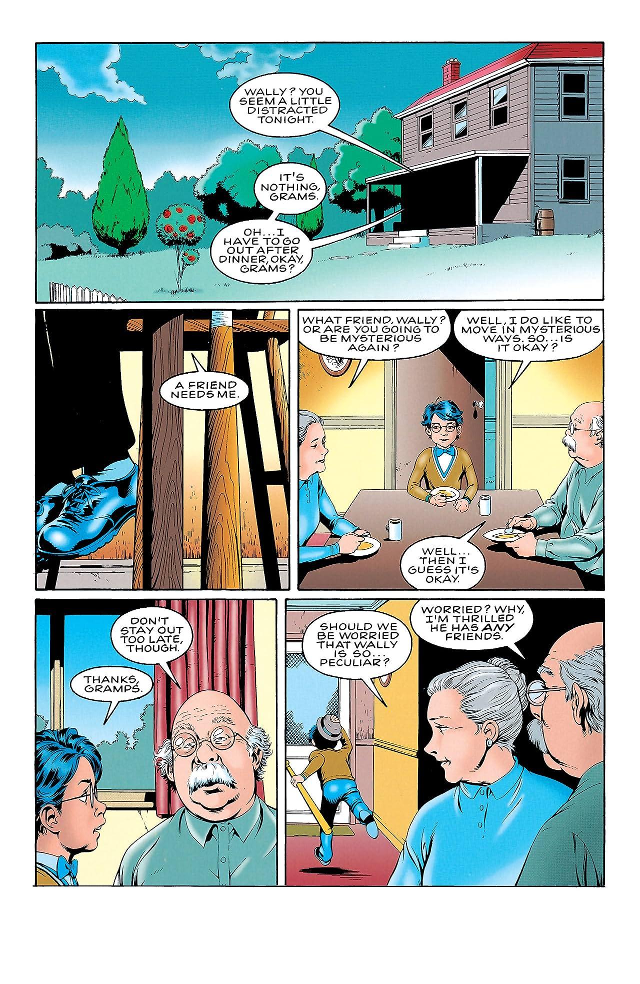 Supergirl (1996-2003) #9