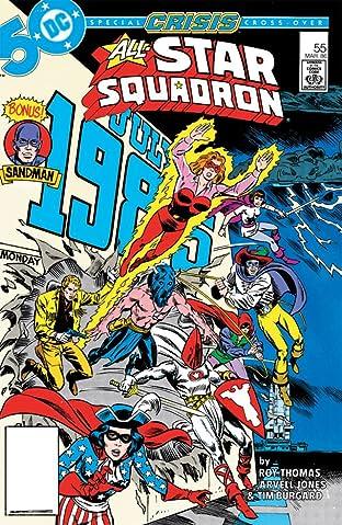 All-Star Squadron (1981-1987) #55
