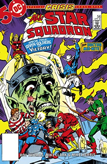 All-Star Squadron (1981-1987) #56