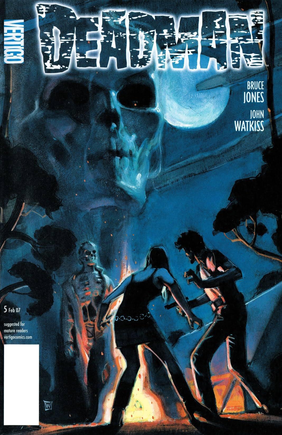 Deadman (2006-2007) #5