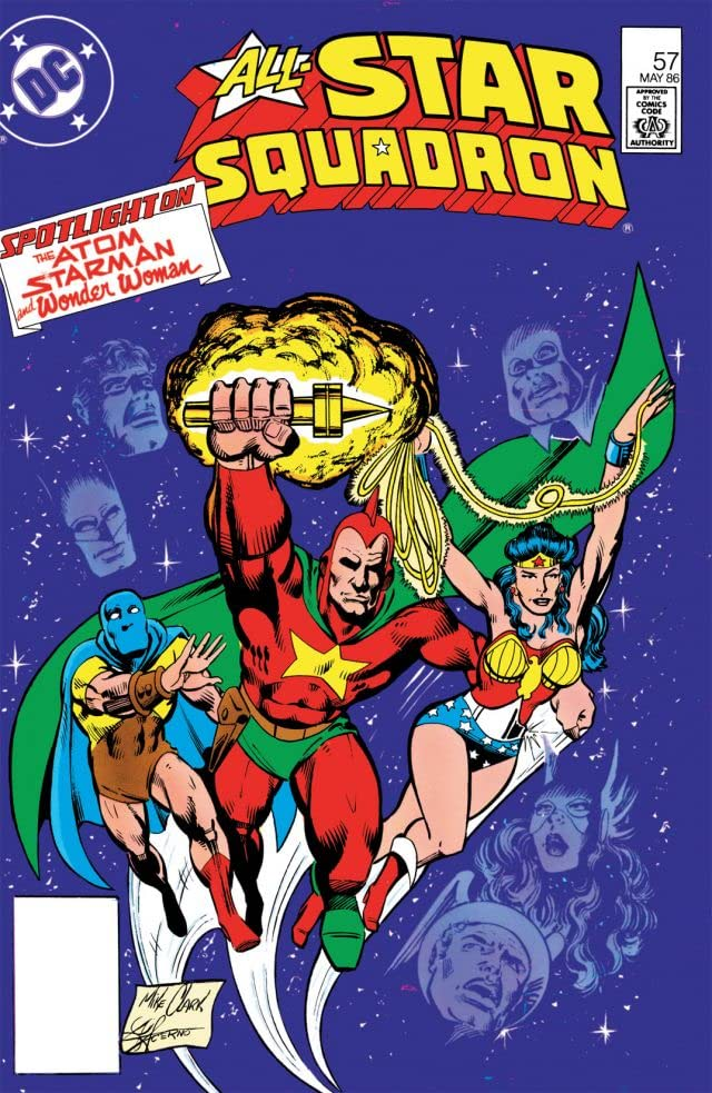 All-Star Squadron (1981-1987) #57