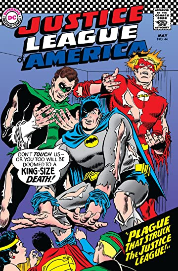 Justice League of America (1960-1987) #44