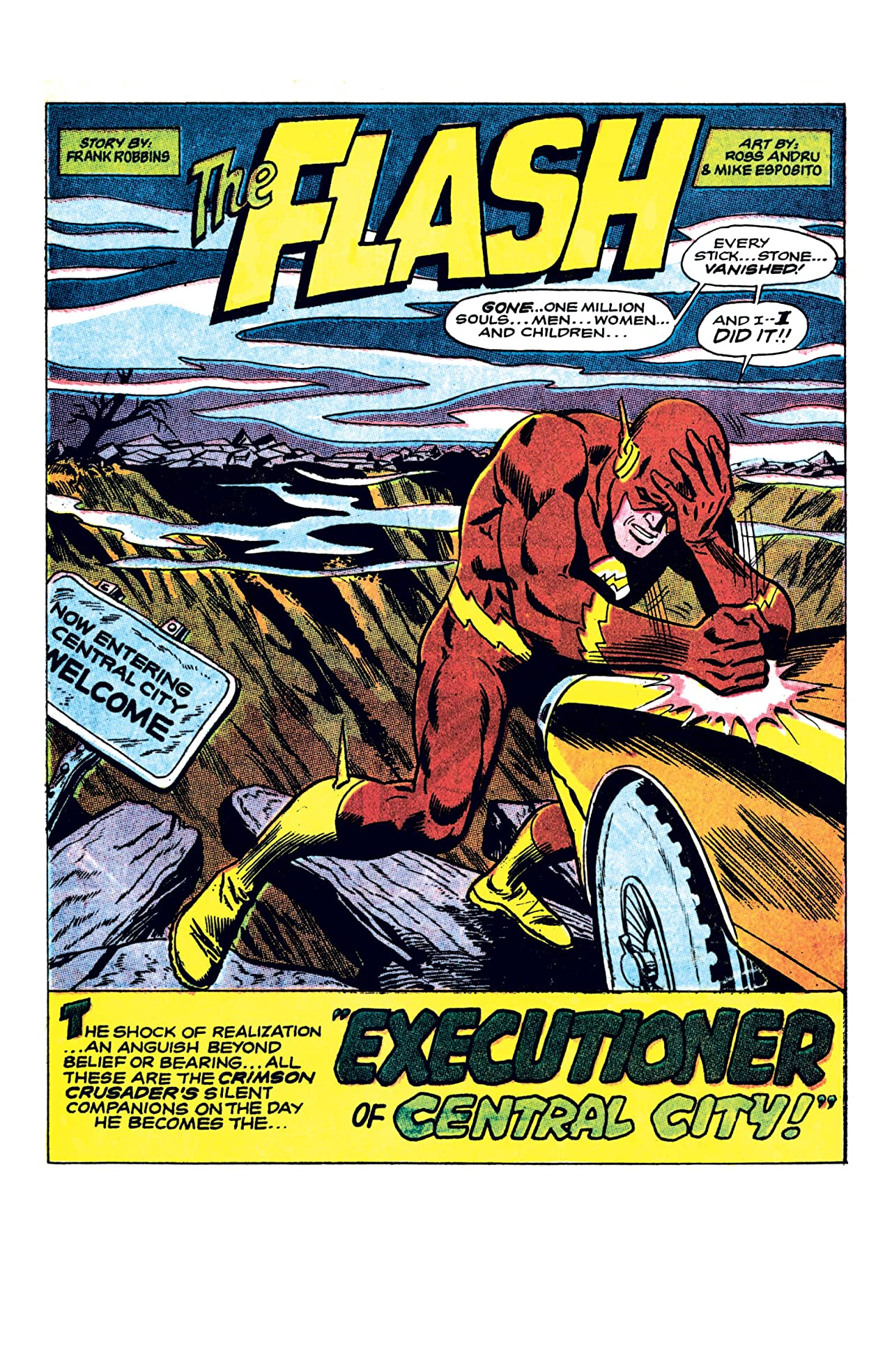 The Flash (1959-1985) #184