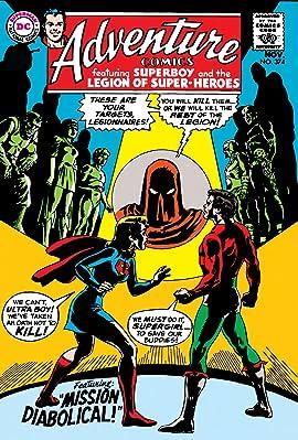 Adventure Comics (1935-1983) #374