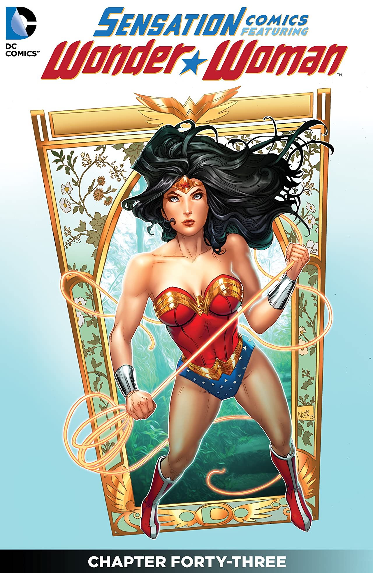 Sensation Comics Featuring Wonder Woman (2014-2015) #43