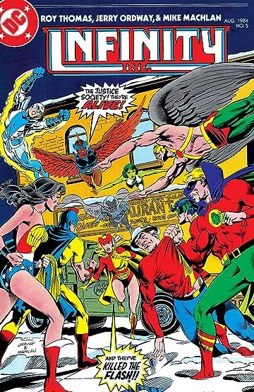 Infinity Inc. (1984-1988) #5