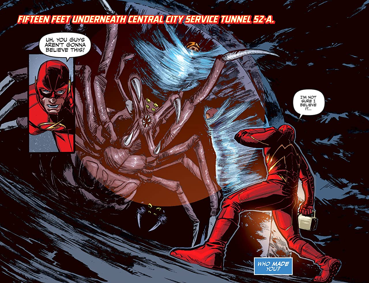 The Flash: Season Zero (2014-2015) #23
