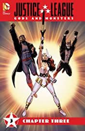 Justice League: Gods & Monsters (2015) #3