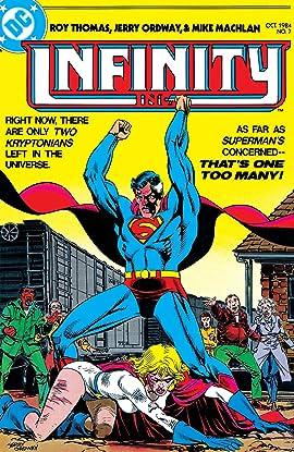 Infinity Inc. (1984-1988) #7