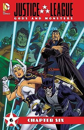 Justice League: Gods & Monsters (2015) #6
