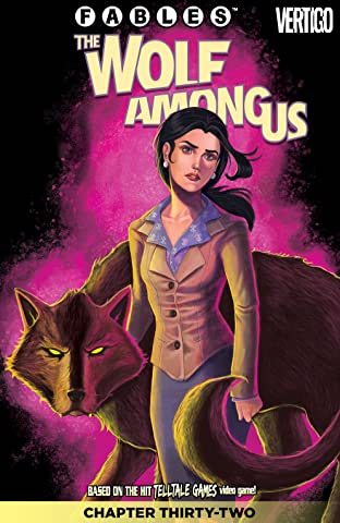 Fables: The Wolf Among Us #32