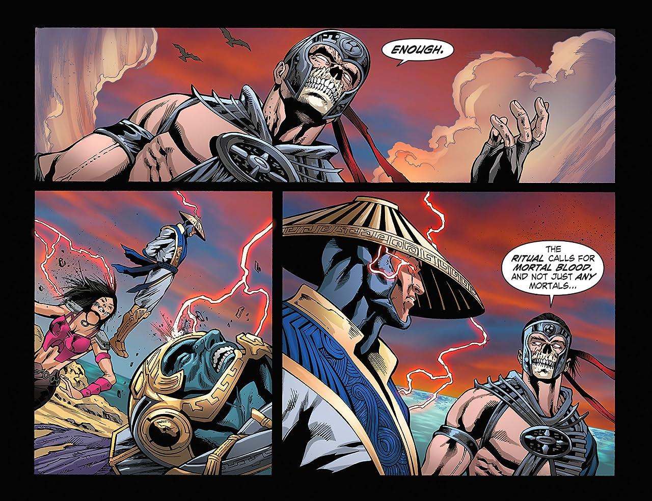 Mortal Kombat X (2015) #28