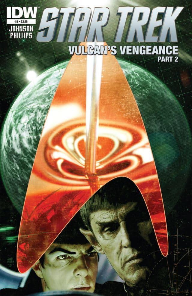 Star Trek (2011-) #8