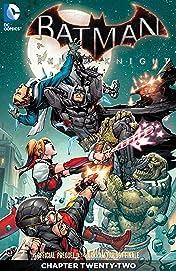 Batman: Arkham Knight (2015-2016) #22