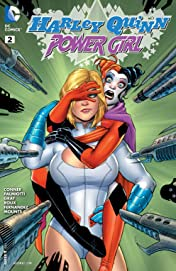 Harley Quinn and Power Girl (2015) #2