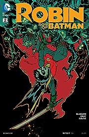 Robin: Son of Batman (2015-2016) #2