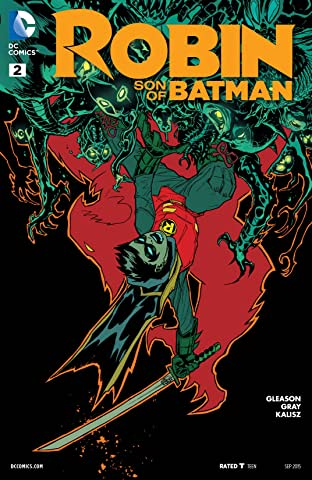 Robin: Son of Batman (2015-2016) #2