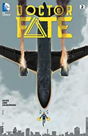 Doctor Fate (2015-2016) #2
