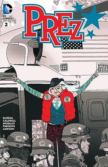 Prez (2015) #2