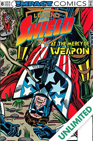 The Legend of The Shield (Impact Comics) #8